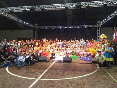 2º  Encontro de Etnias - 2019