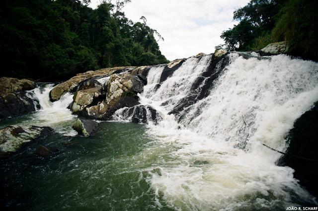 Cachoeira no Centro