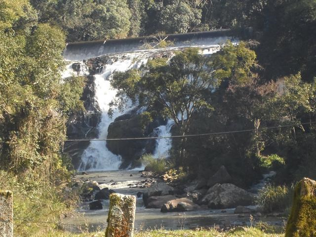 Foto cachoeira do Salto