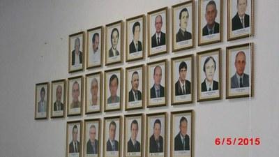 Galeria dos Ex- Presidentes
