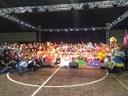 4º Encontro de Etnias promoveu um Espetáculo no Município
