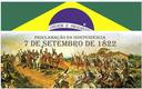A Independência e a Constituição  - Sete de Setembro e Cinco de Outubro