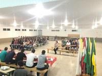 Câmara Realiza a 5ª Sessão Itinerante em Rio do Peixe