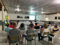 Câmara realizou a 6ª Sessão Itinerante em Laranjeiras