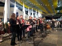 Começa a 30ª Festa Nacional da Cachaça e 28ª Festa da Banana em Luiz Alves