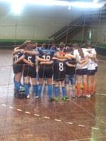 Serafim: Campeãs do Campeonato de Futsal Feminino