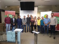 Vereadores participam de Seminário Municipal de Agentes Públicos e Políticos na cidade de Jaraguá do Sul