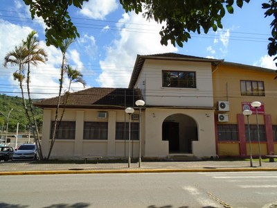 Sede da Câmara Municipal de Luiz Alves